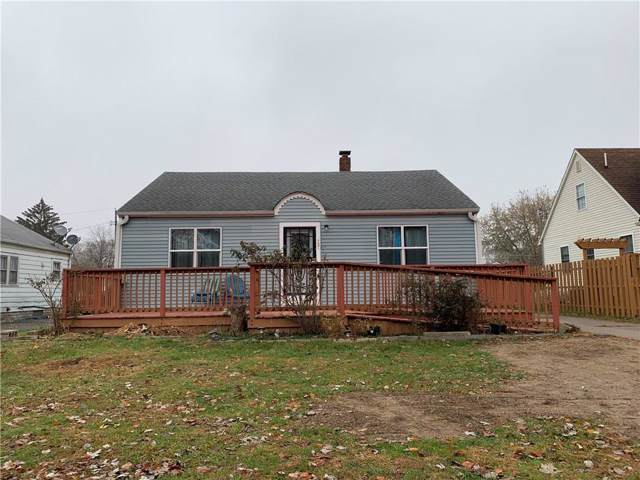 487 S Livingston Avenue, Indianapolis, IN 46241 (MLS #21681765) :: The Star Team | RE/MAX Realty Group