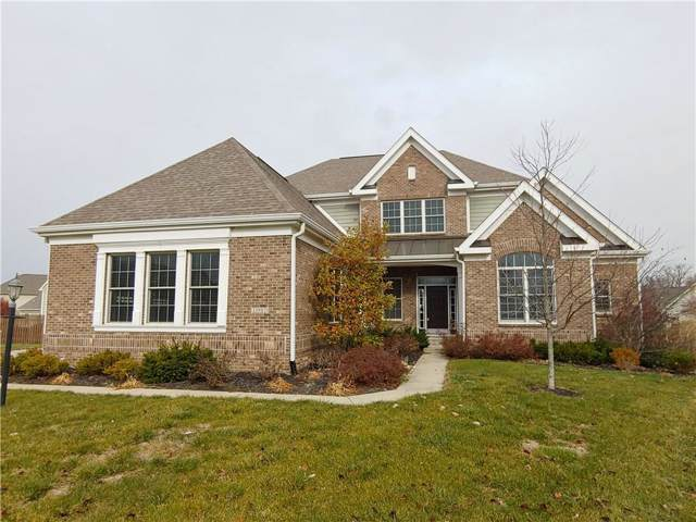 13907 Cloverfield Circle, Fishers, IN 46038 (MLS #21681773) :: Richwine Elite Group