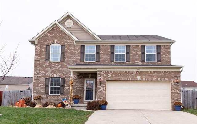 712 Fireside Drive, Greenwood, IN 46143 (MLS #21681781) :: Heard Real Estate Team   eXp Realty, LLC