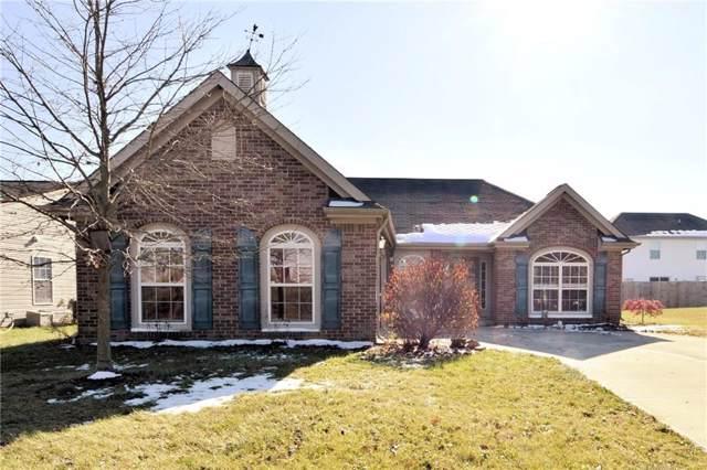 6387 Mckee Drive, Plainfield, IN 46168 (MLS #21681803) :: Heard Real Estate Team | eXp Realty, LLC