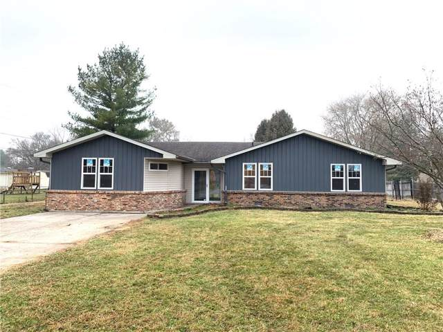 2954 High Acres East Street E, New Palestine, IN 46163 (MLS #21681805) :: David Brenton's Team