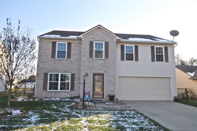 7543 Stockard Street, Indianapolis, IN 46239 (MLS #21681809) :: Richwine Elite Group