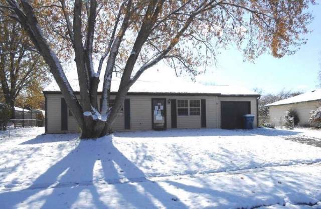 1137 Gulf Drive, Indianapolis, IN 46217 (MLS #21681828) :: Richwine Elite Group