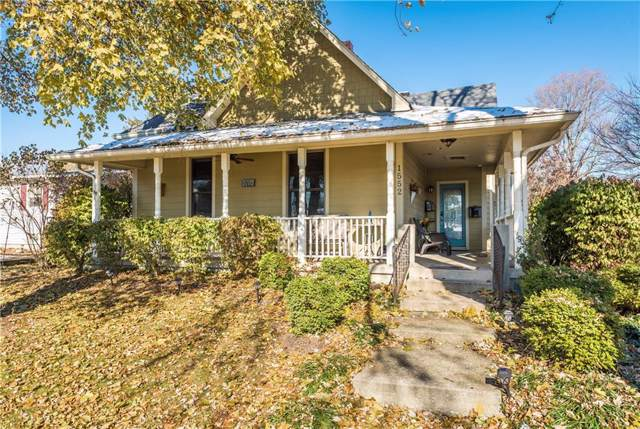 1552 Central Avenue, Noblesville, IN 46060 (MLS #21681831) :: AR/haus Group Realty