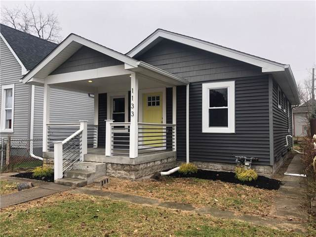 1133 S Randolph Street, Indianapolis, IN 46203 (MLS #21681861) :: Mike Price Realty Team - RE/MAX Centerstone
