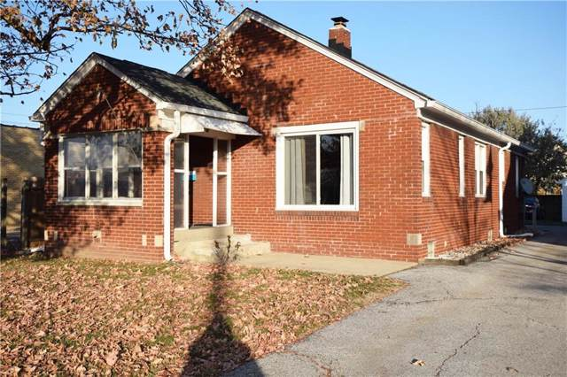 1505 N Emerson Avenue, Indianapolis, IN 46219 (MLS #21681866) :: The Star Team | RE/MAX Realty Group
