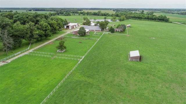 6810 E Us Highway 35, Losantville, IN 47354 (MLS #21681875) :: Mike Price Realty Team - RE/MAX Centerstone