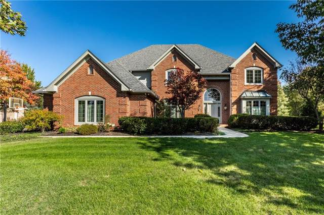 1952 Camargue Drive, Zionsville, IN 46077 (MLS #21681881) :: The Indy Property Source