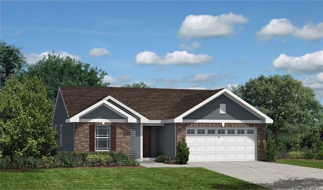 257 Longleaf Lane, Greenfield, IN 46140 (MLS #21681882) :: Mike Price Realty Team - RE/MAX Centerstone