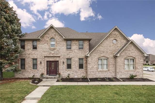 7831 Ballyshannon Street, Indianapolis, IN 46217 (MLS #21681891) :: The Indy Property Source