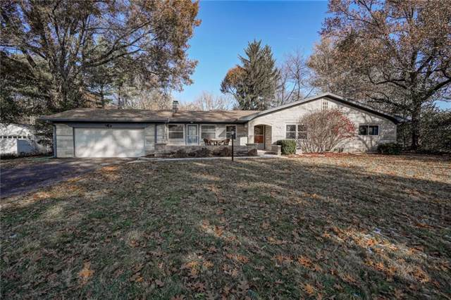 858 W 56th Street, Indianapolis, IN 46228 (MLS #21681900) :: AR/haus Group Realty