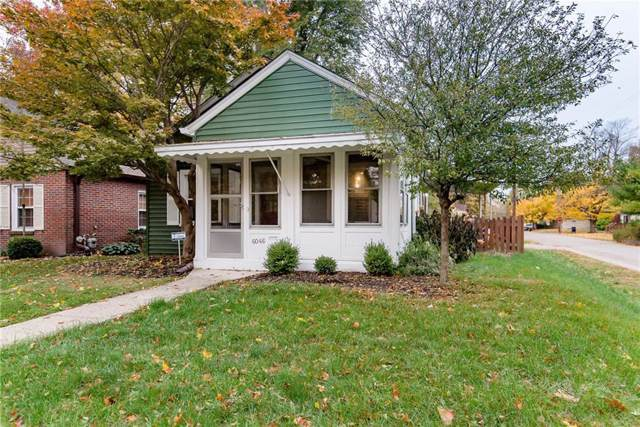 6046 Primrose Avenue, Indianapolis, IN 46220 (MLS #21681902) :: Richwine Elite Group
