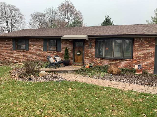 3934 S 10th Street, New Castle, IN 47362 (MLS #21681915) :: Mike Price Realty Team - RE/MAX Centerstone