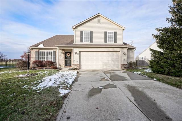 14056 Stonewood Place, Fishers, IN 46037 (MLS #21681957) :: Richwine Elite Group
