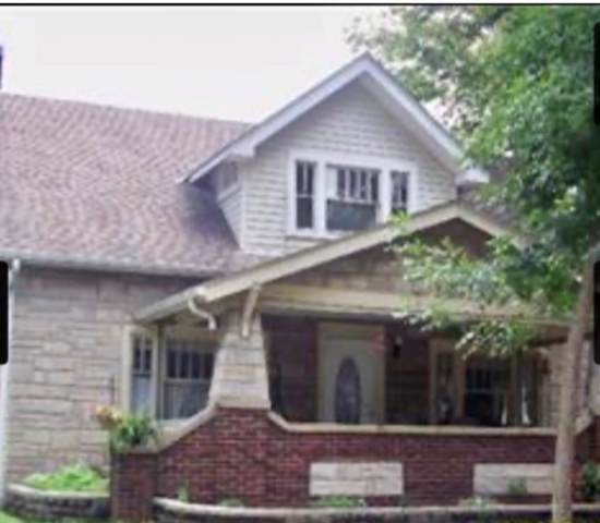 1020 4th Street, Covington, IN 47932 (MLS #21681967) :: The Star Team | RE/MAX Realty Group
