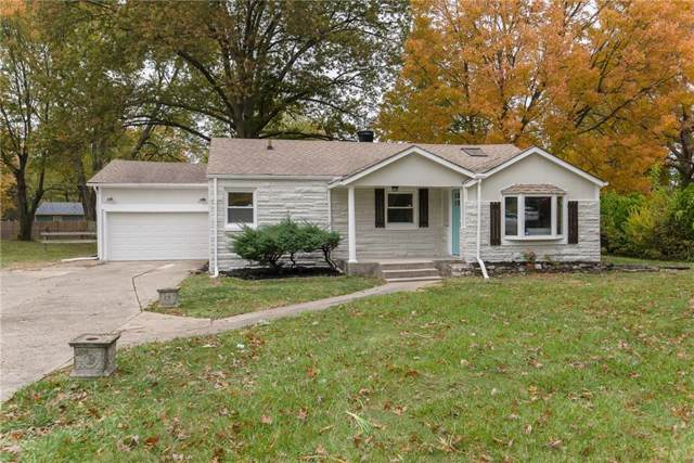 1924 Riviera Street, Indianapolis, IN 46260 (MLS #21681974) :: AR/haus Group Realty