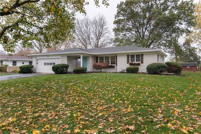 6032 Winnpeny Lane, Indianapolis, IN 46220 (MLS #21681976) :: AR/haus Group Realty