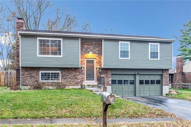3615 Dawnwood Drive, Indianapolis, IN 46227 (MLS #21681977) :: AR/haus Group Realty