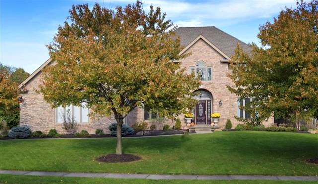 14027 Old Mill Circle, Carmel, IN 46032 (MLS #21681979) :: The Indy Property Source