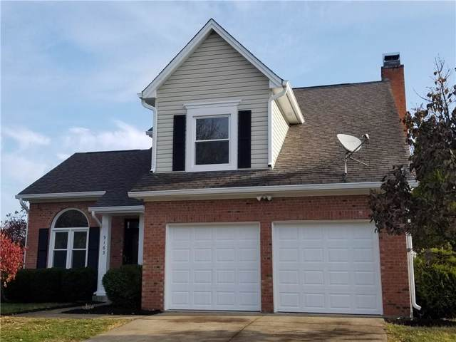 9163 Hadway Drive, Indianapolis, IN 46256 (MLS #21681984) :: AR/haus Group Realty