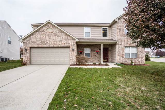 12112 Raiders Boulevard, Fishers, IN 46037 (MLS #21681987) :: Richwine Elite Group