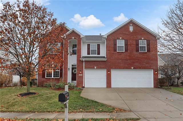 5983 Bladen Drive, Noblesville, IN 46062 (MLS #21681991) :: AR/haus Group Realty