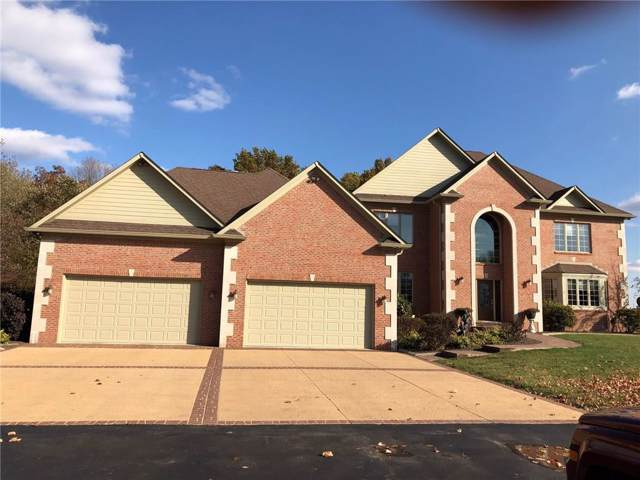 5555 S County Road 200 W, Clayton, IN 46118 (MLS #21682049) :: The Indy Property Source