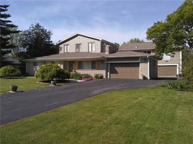 830 E 80th Street, Indianapolis, IN 46240 (MLS #21682077) :: AR/haus Group Realty