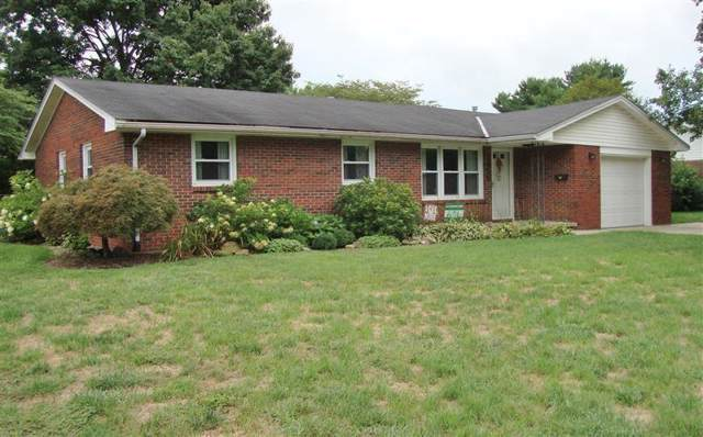 1455 Lady Marian Dr, Seymour, IN 47274 (MLS #21682100) :: Richwine Elite Group