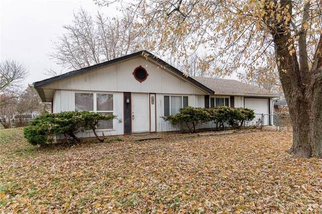 3901 Arquette Drive, Indianapolis, IN 46235 (MLS #21682106) :: The Evelo Team