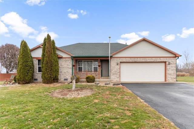 7691 N Kitchen Road, Mooresville, IN 46158 (MLS #21682110) :: The Indy Property Source