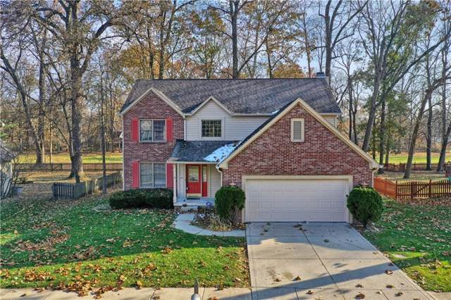5853 Manning Road, Indianapolis, IN 46228 (MLS #21682120) :: Richwine Elite Group