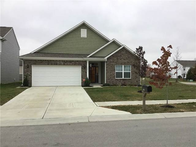 1293 Greenbriar Way, Franklin, IN 46131 (MLS #21682140) :: The Evelo Team