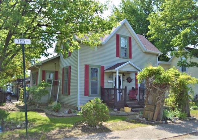 572 N 7th Street, Middletown, IN 47356 (MLS #21682156) :: The Indy Property Source