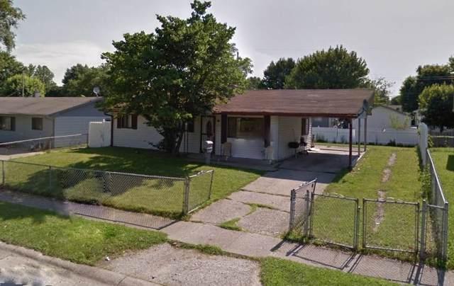2707 Dawson Street, Indianapolis, IN 46203 (MLS #21682199) :: Richwine Elite Group