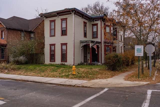 403 W Charles Street, Muncie, IN 47305 (MLS #21682291) :: David Brenton's Team