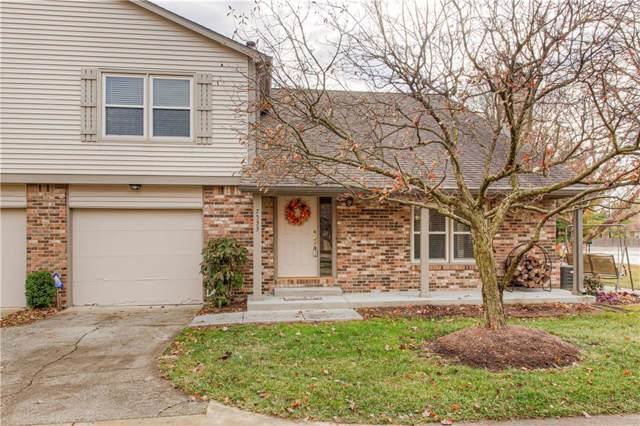 7533 Castleton Farms W Drive #119, Indianapolis, IN 46256 (MLS #21682292) :: Mike Price Realty Team - RE/MAX Centerstone