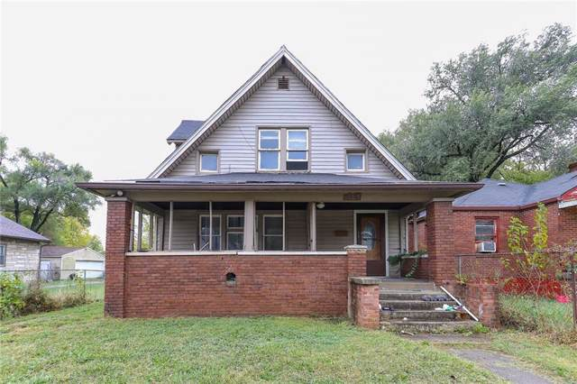2854 Station Street, Indianapolis, IN 46218 (MLS #21682314) :: Heard Real Estate Team | eXp Realty, LLC