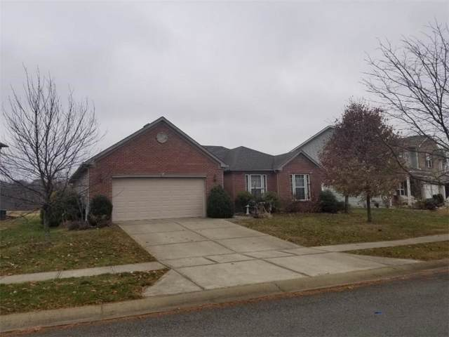 1673 Fair Weather Drive, Pendleton, IN 46064 (MLS #21682334) :: Mike Price Realty Team - RE/MAX Centerstone