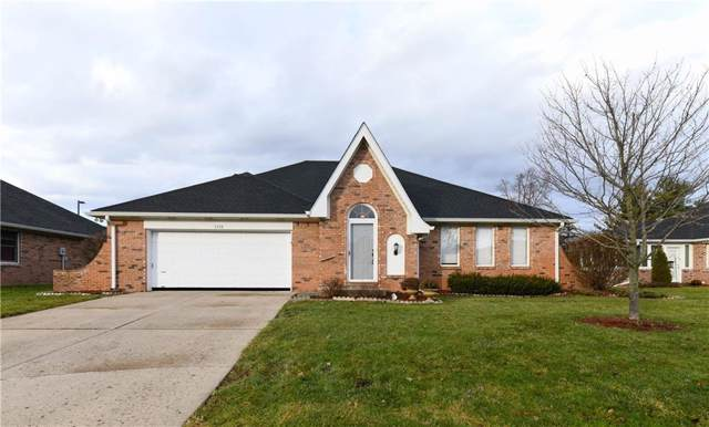 1310 W Holiday Lane Lane W, Brownsburg, IN 46112 (MLS #21682338) :: The ORR Home Selling Team