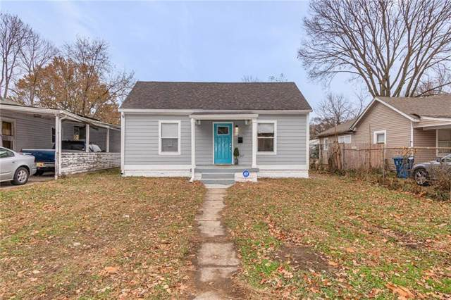 4529 Norwaldo Avenue, Indianapolis, IN 46205 (MLS #21683369) :: The Indy Property Source