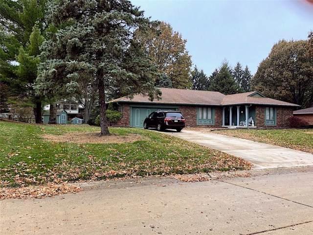 660 Ridge Road, Greenwood, IN 46142 (MLS #21683499) :: Richwine Elite Group