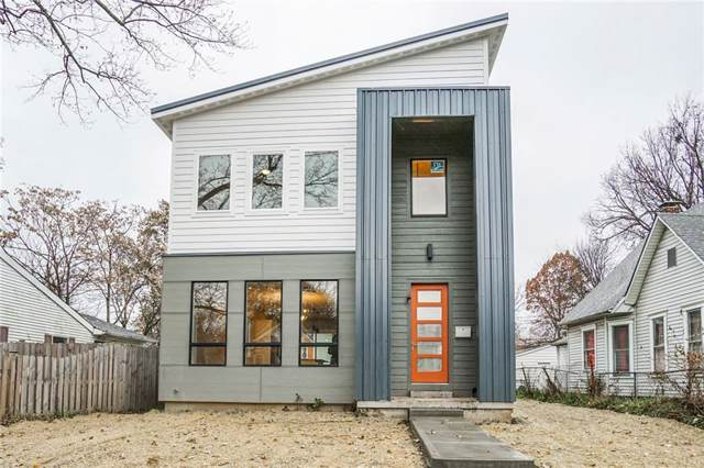 638 N Keystone Avenue, Indianapolis, IN 46201 (MLS #21683515) :: Mike Price Realty Team - RE/MAX Centerstone