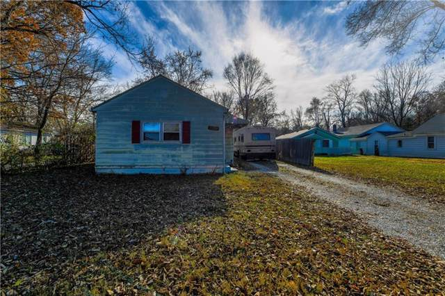 1823 E 69th Street, Indianapolis, IN 46220 (MLS #21683522) :: The Indy Property Source