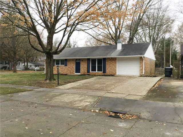 1303 Bramble Way, Anderson, IN 46011 (MLS #21683531) :: The Indy Property Source