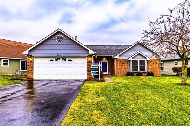 5711 Crystal Bay West Drive, Plainfield, IN 46168 (MLS #21683535) :: The Evelo Team
