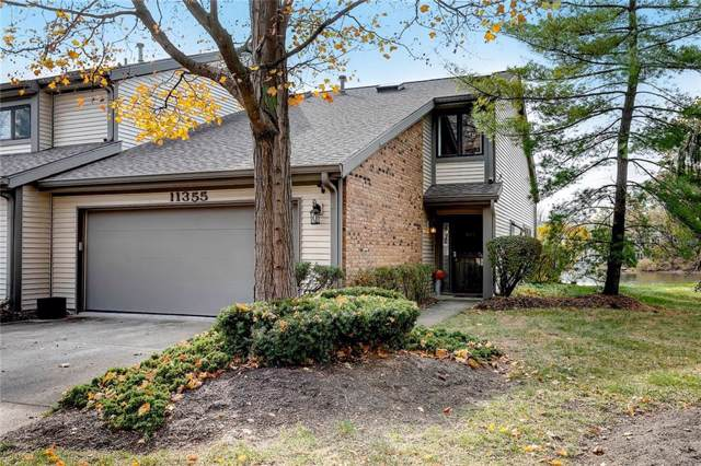 11355 Leander Lane, Indianapolis, IN 46236 (MLS #21683538) :: The Evelo Team