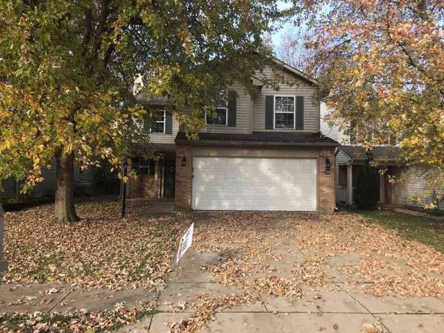 6010 Draycott Drive, Indianapolis, IN 46236 (MLS #21683541) :: The Evelo Team