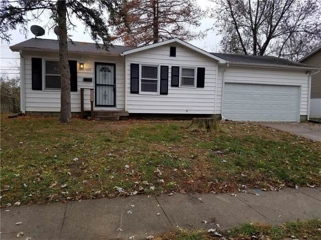 8435 E 34th Street, Indianapolis, IN 46226 (MLS #21683578) :: Richwine Elite Group
