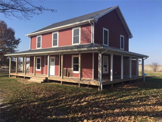 7018 W Yale Road, Monrovia, IN 46157 (MLS #21683591) :: Mike Price Realty Team - RE/MAX Centerstone